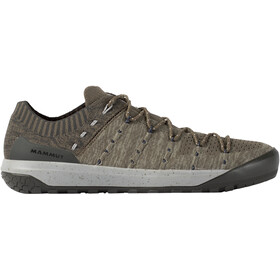 Mammut Hueco Knit Low Sko Herrer, tin/dark tin